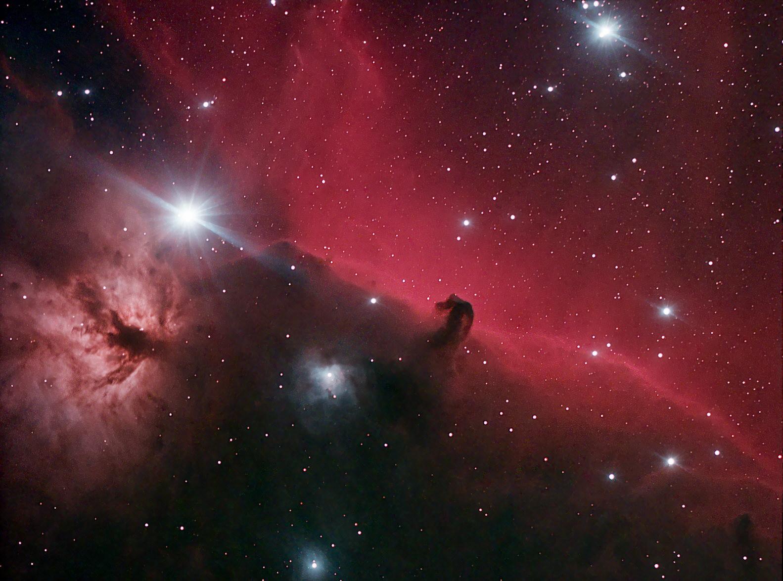 horsehead nebula jesus - photo #6