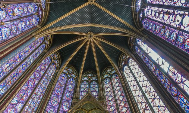 Glass Abbeys: A Call To Engage The Culture
