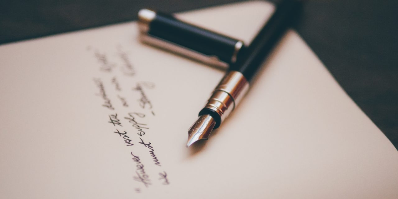 Three Common Mistakes When Writing the First Page of Your Novel