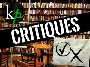 KP Critiques Post 1