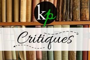 KP Critiques Post 3