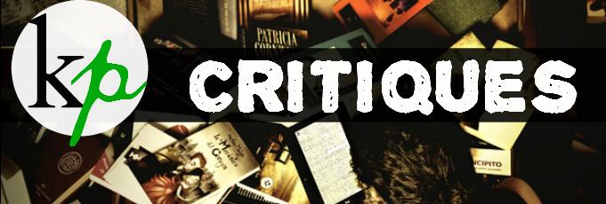 KP Critiques – 21