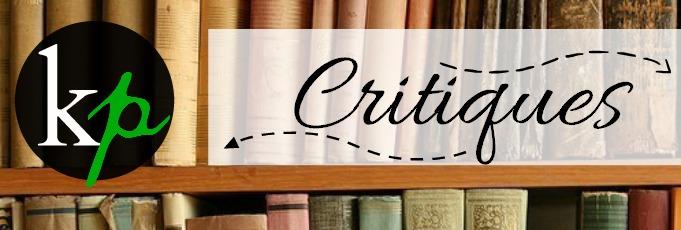 KP Critiques – 16