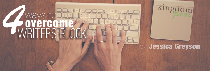4 Ways To Overcome Writer's Block