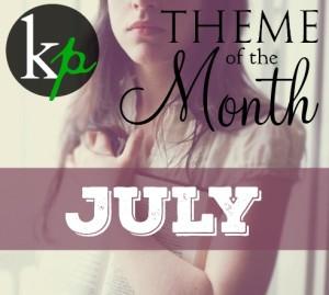 July Theme Blank
