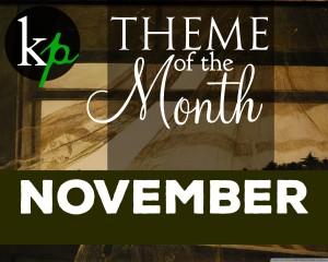 November Theme Blank