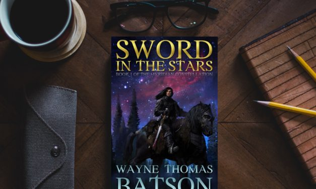 KP Book Review: Sword in the Stars