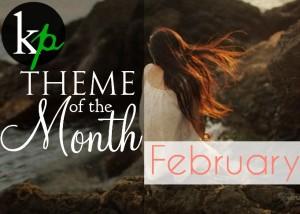 February Theme Blank