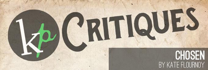 KP Critiques – 25
