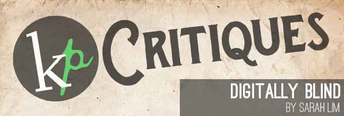 KP Critiques – 26