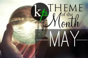May Theme Blank