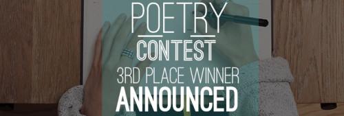 poetrycontest3rdplaceslider