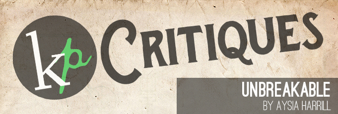 KP Critiques – 33