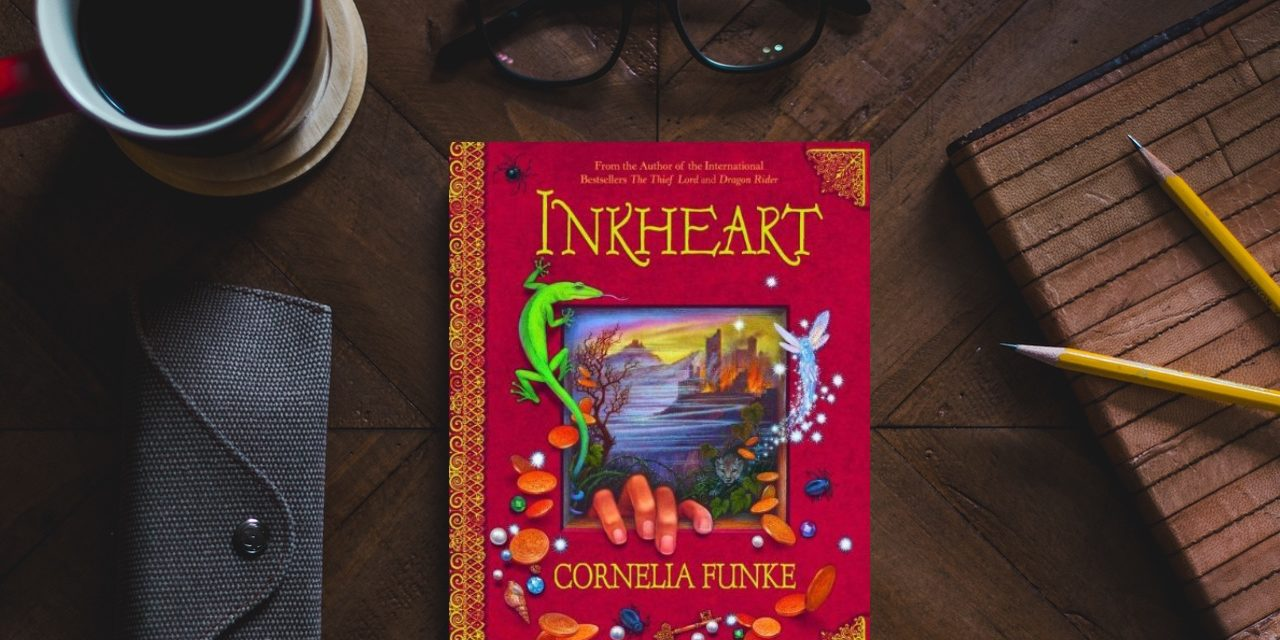 KP Book Review: Inkheart