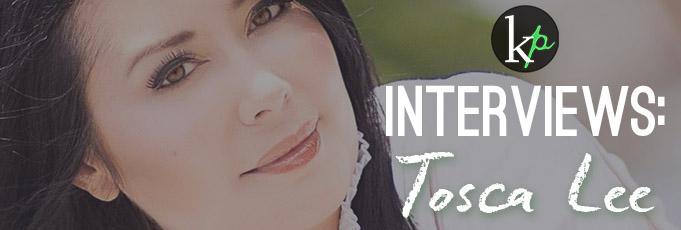 KP Interviews – Tosca Lee