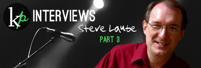 Interview with Steve Laube on Publishing Part Three