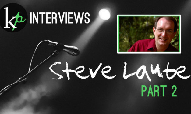 Interview on Publishing with Steve Laube Part Two
