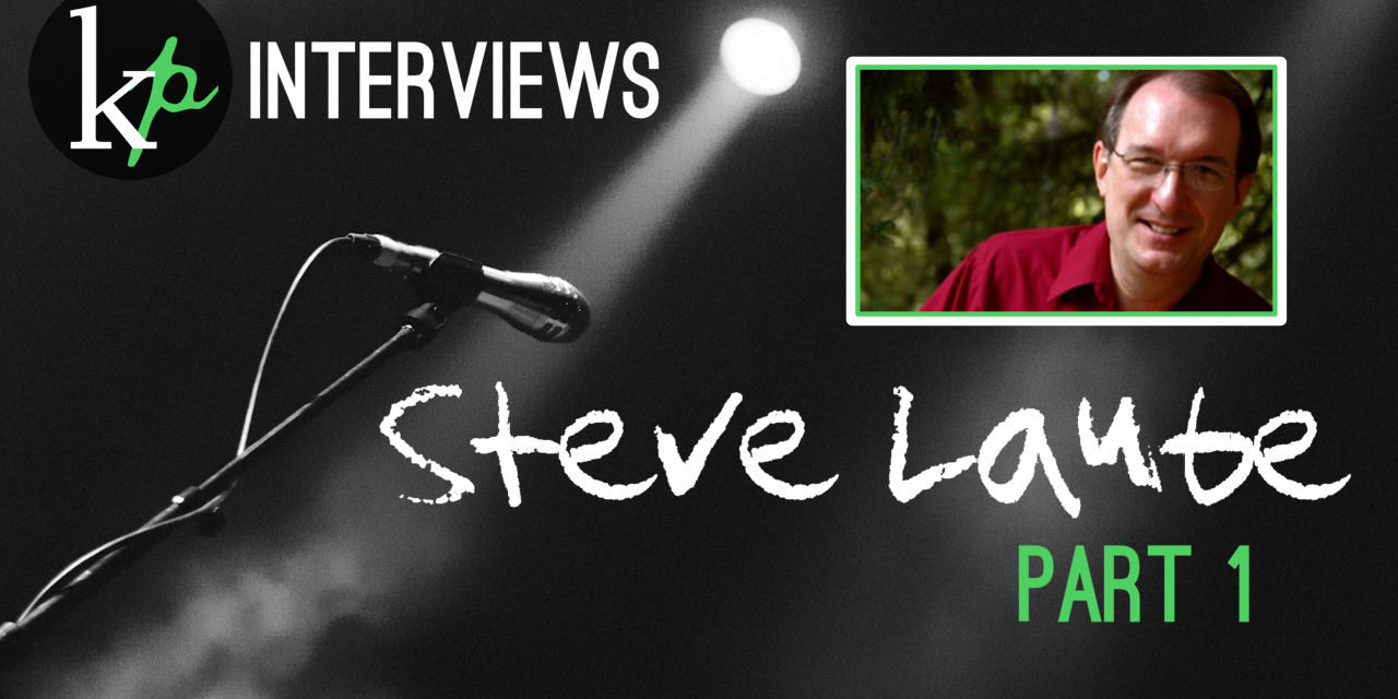Interview on Publishing with Steve Laube Part One