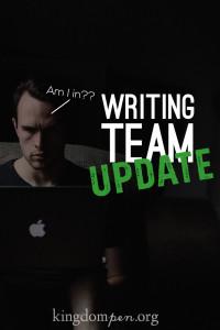 writingteamupdate
