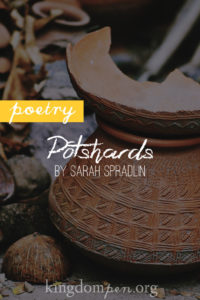 potshards