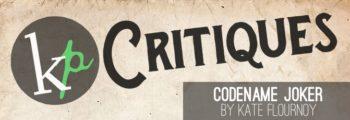 KP Critiques – 36