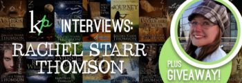 Interview with Rachel Starr Thomson on Writing, Editing, and Indie Publishing (Plus Giveaway!)