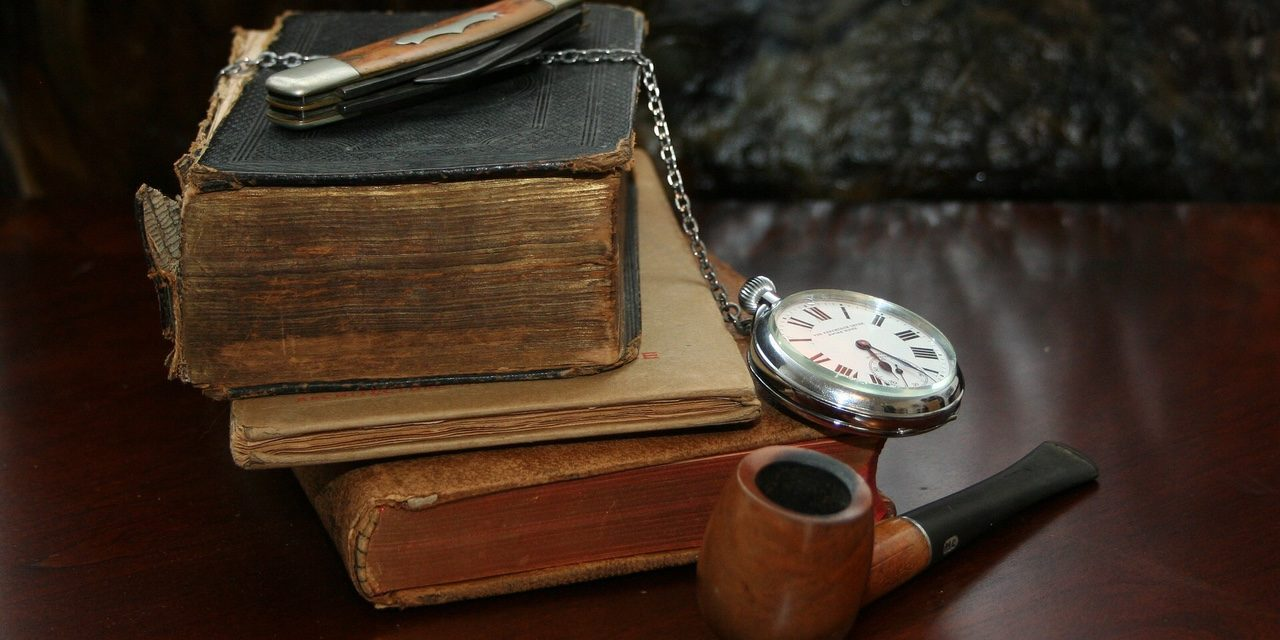 What Sherlock Holmes Can Teach You about Writing Descriptions